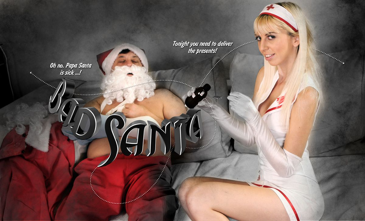Bad Santa / Плохой Санта [2012] [Uncen] [ADV, Animation, Flash] [ENG] SexGame