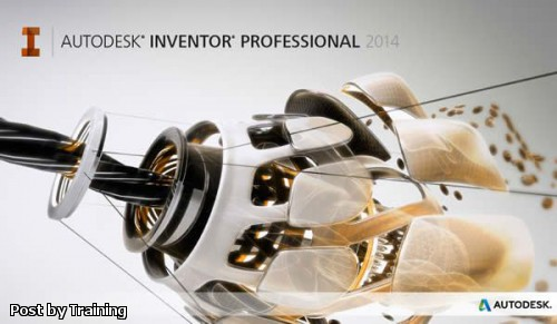 Autodesk Inventor Professional 2014 Update 1 Build 170 (x86/x64) by m0nkrus
