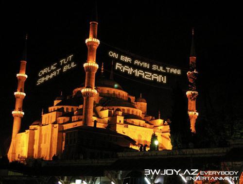 Ramazan ayında necə bəslənilməli ?