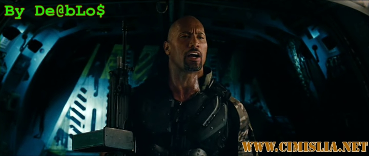 G.I. Joe: Бросок кобры 2 / G.I. Joe: Retaliation [2013 / BDRip | Лицензия]