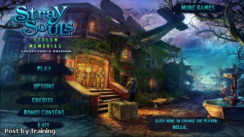 Stray Souls 2: Stolen Memories Collector's Edition (Final)