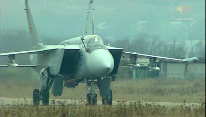 Перехватчики МиГ-25/31. Лучшие в своём деле (1-2 серии из 2) (2012) DVDRip