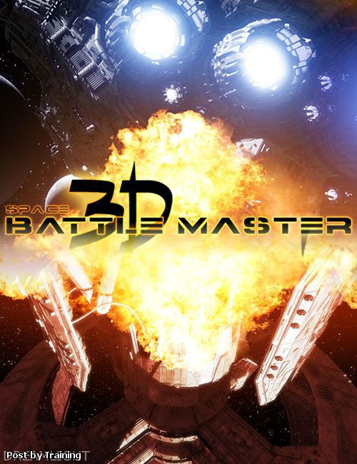 Basic3dtraining.com - 3D Space Battle Master with Michael Ambruso