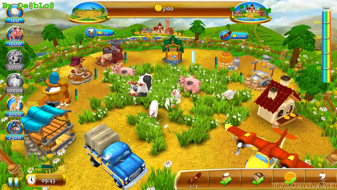 Крякнутая веселая ферма