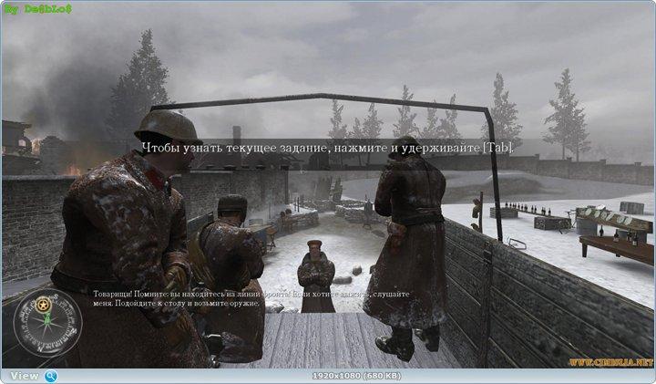 Call of Duty 2 [RePack] [2005 / RUS]