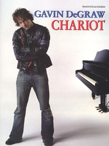 (Голос, Фортепиано, Гитара) Gavin DeGraw - Chariot (все композиции альбома) [2003, PDF, ENG]