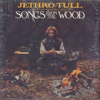 (Rock)[LP][24/96] Jethro Tull - Songs From The Wood - 1977, FLAC (tracks)
