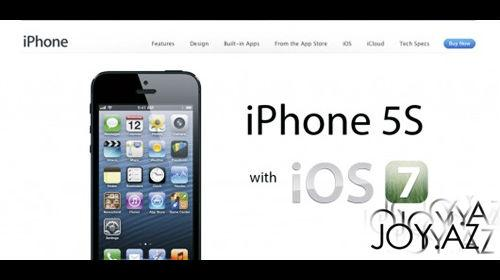 Apple iPhone 5S-də yenilik