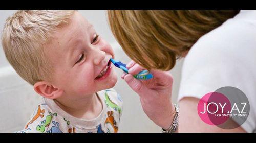 Orucluykən ağız və diş təmizliyi