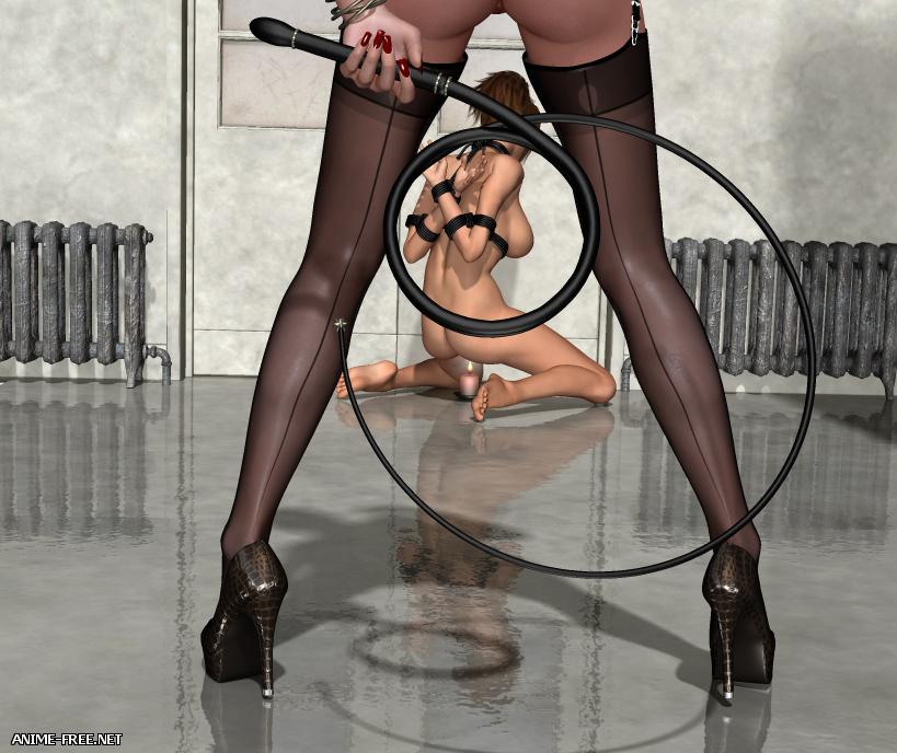 3D Porn Babes - part 1 [Uncen] [JPG,GIF] Hentai ART