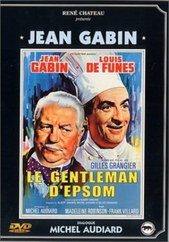 Джентльмен из Эпсома / Le gentleman dEpsom (Жиль Гранжье / Gilles Grangier) [1962, Франция, Италия, комедия, DVDRip] MVO + Original + Sub (rus)
