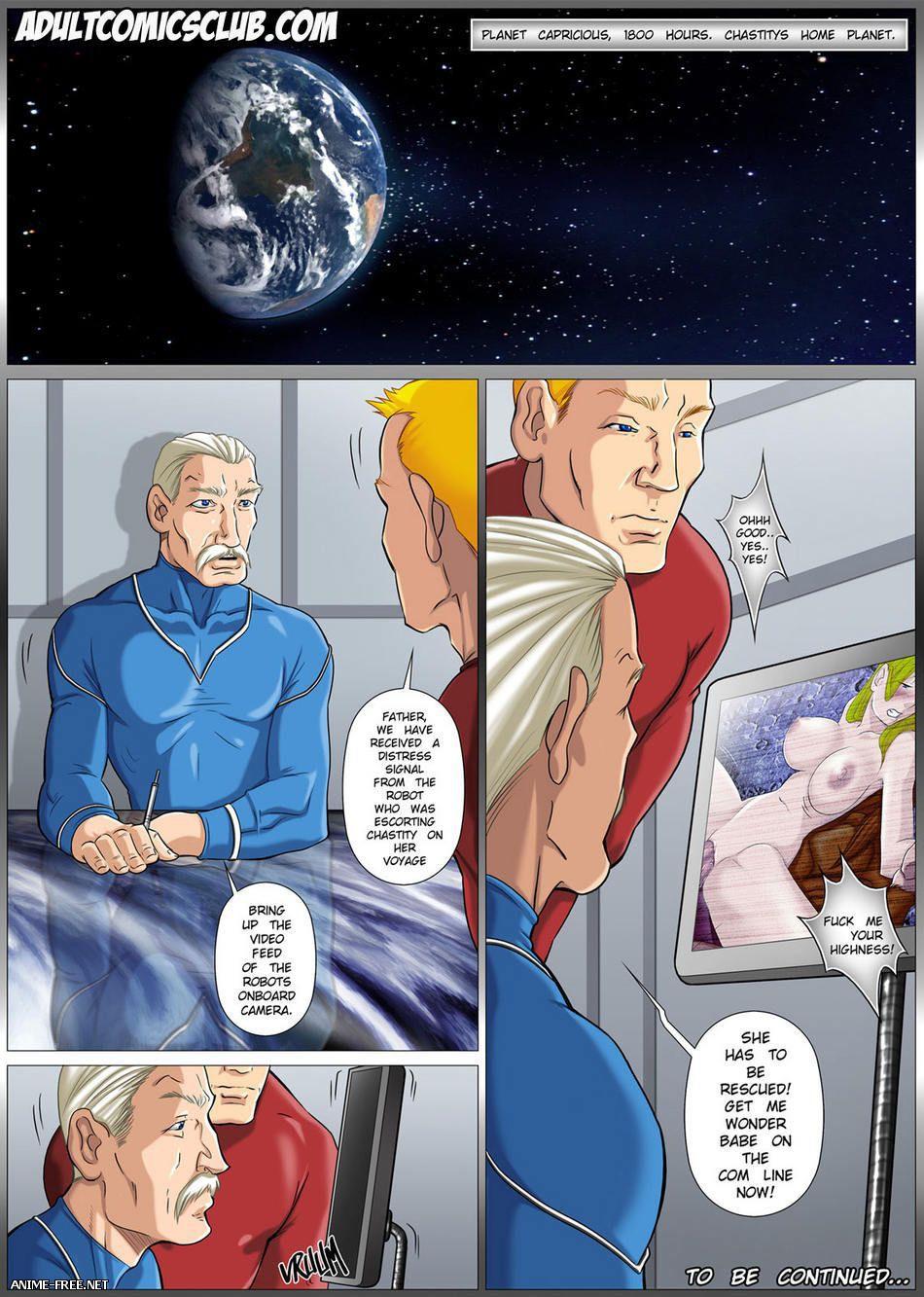 MelkorMancin - Romulo Melkor Mancin / Сборник комиксов от Ромуло Манцин [Uncen] [RUS,ENG,Multi8] Porno Comics