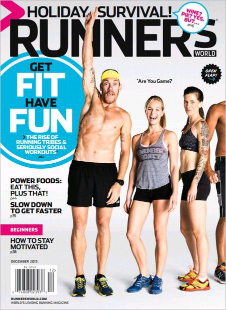 Runner's World USA - December 2013