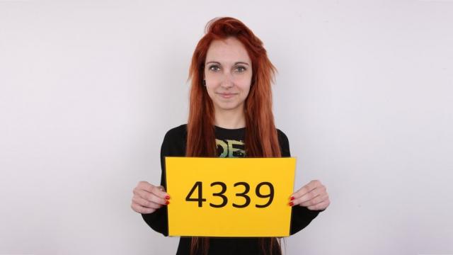 [CzechCasting.com/CzechAV.com] Daniela - 4339 (2013) [HD 720p]
