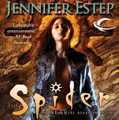 The Spider: Elemental Assassin, Book 10 (Audiobook)