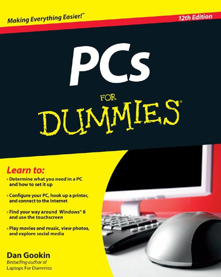 PCs For Dummies, 12th Edition (PDF)