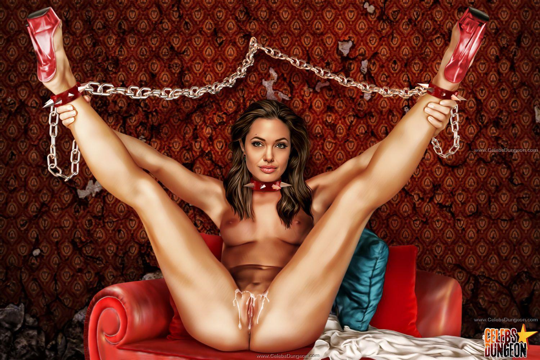 Секс фейк с анжелиной джоли 25 фотография