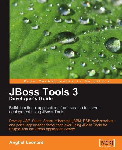JBoss Tools 3 Developers Guide (PDF)