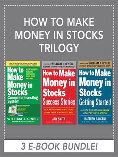 How to Make Money in Stocks Trilogy (EPUB+PDF)