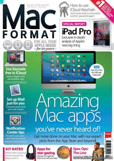 MacFormat - January 2014 (PDF)