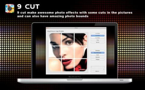 9 Cut v1.02 Retail (Mac OS X)