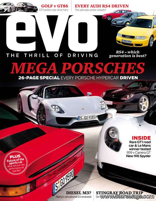 Evo - March 2014 UK (PDF)