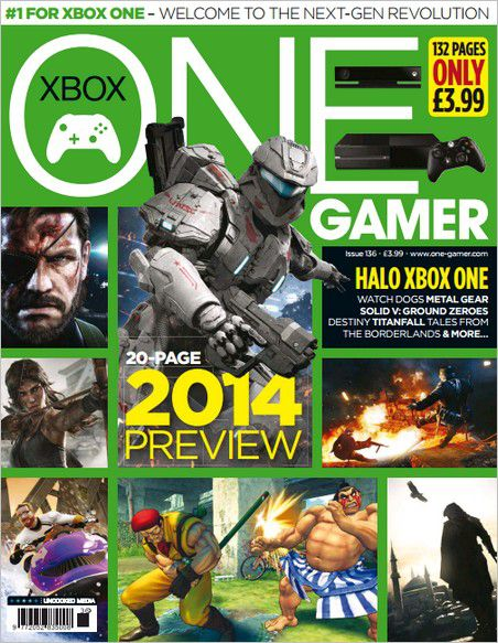 Xbox One Gamer - Issue 136, 2014