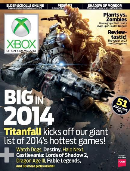 Official Xbox Magazine - February 2014 (True PDF)