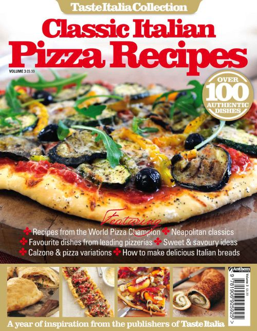 Taste Italia Collection - Classic Italian Pizza Recipes 2013