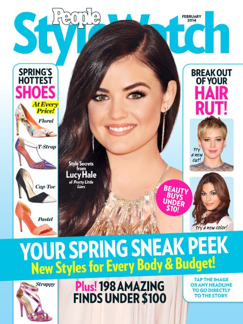 People Style Watch - February 2014