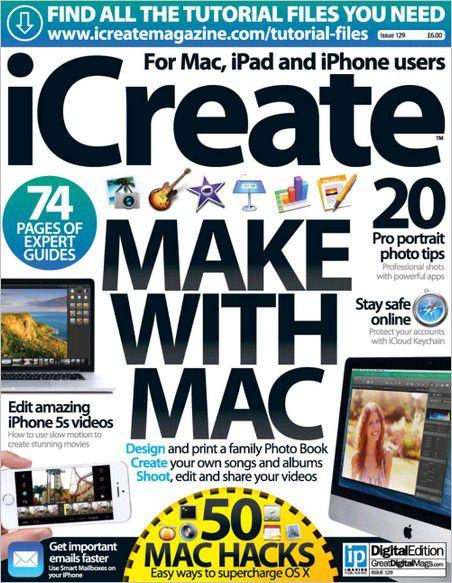 iCreate - No.129 2014 (UK)