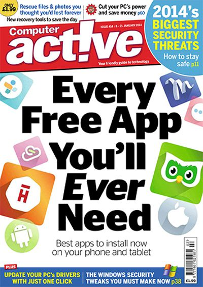 Computeractive UK - Issue 414 2014