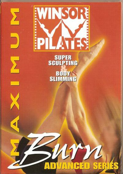 Winsor Pilates Maximum Burn Advanced
