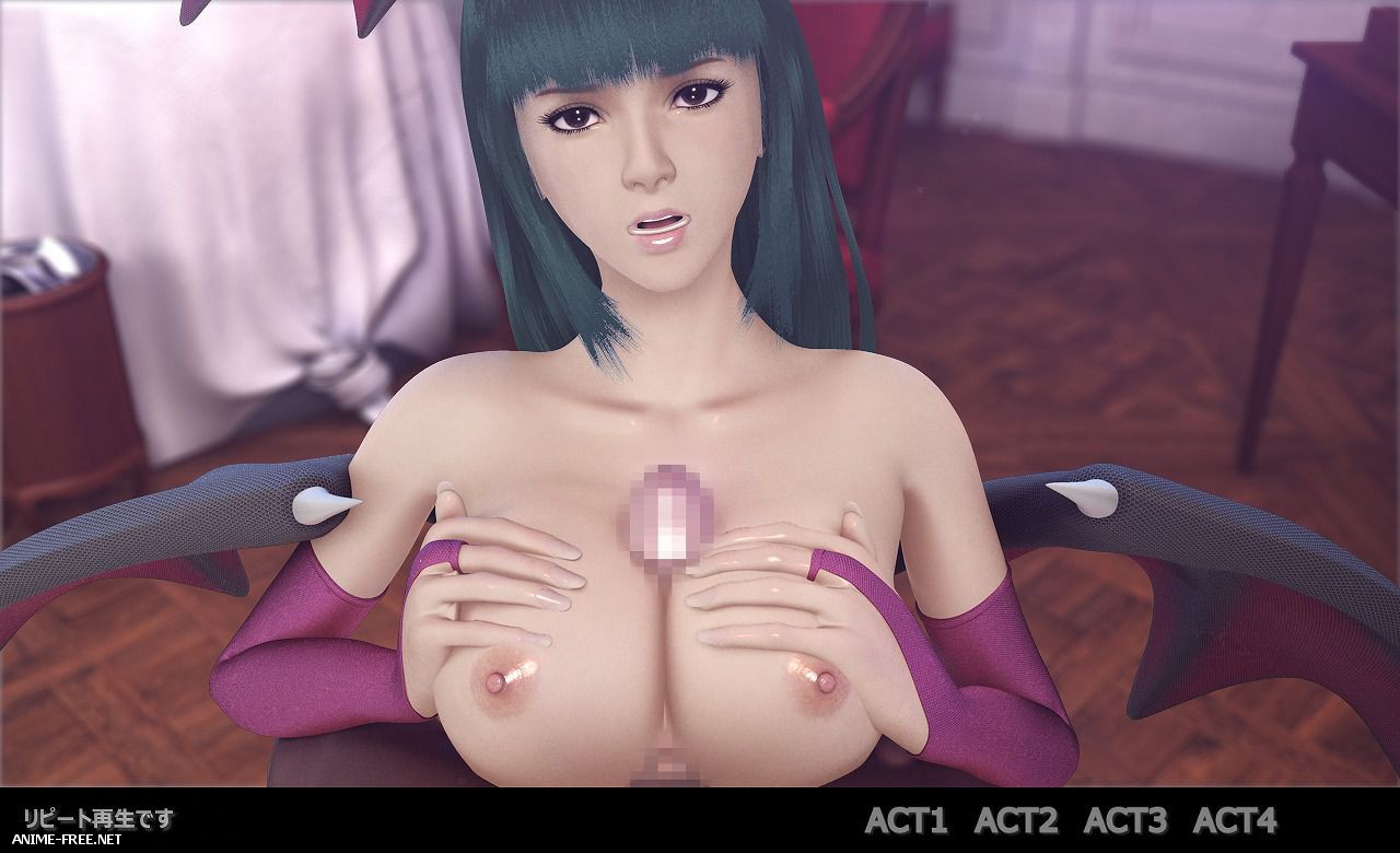 Dangerous Housemates / Опасные соседки [2013] [Cen] [Animation,3DCG] [JAP] H-Game