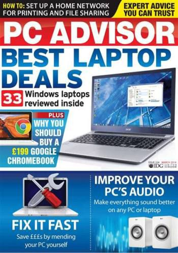 PC Advisor - March 2014 (PDF)