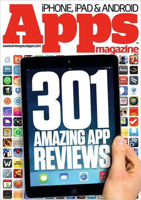 Apps Magazine UK - Issue No. 41 (True PDF)