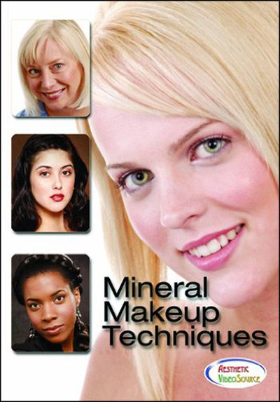 Leslie Graham - Mineral Makeup Techniques