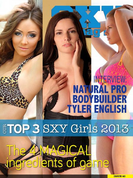 SXY Mag - Issue 40, 2014