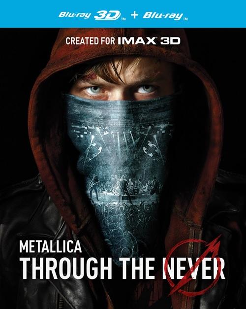Metallica: ������ ����������� / Metallica: Through the Never (2013) Blu-Ray | 3D-video