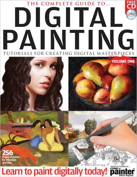The Complete Guide to Digital Painting Vol. N 1