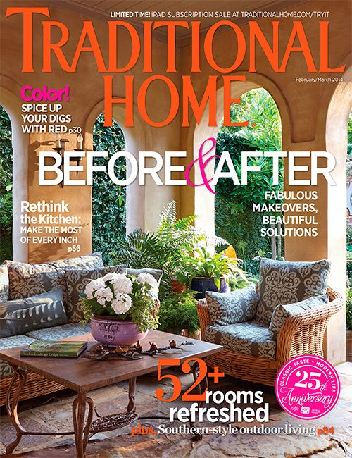 Traditional Home - February/March 2014 (True PDF)