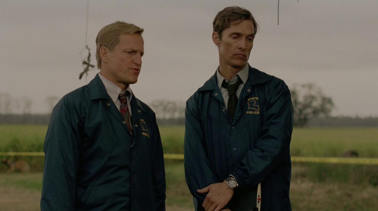 Настоящий детектив / True Detective  (1 сезон: Серии 1-8 серии из 8) (2014) HDTVRip 720p | Кубик в кубе