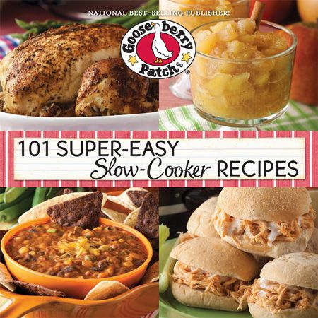 101 Super-Easy Slow-Cooker Recipes