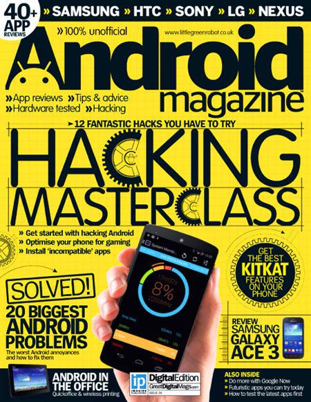 Android Magazine UK - Issue No. 34 (True PDF)