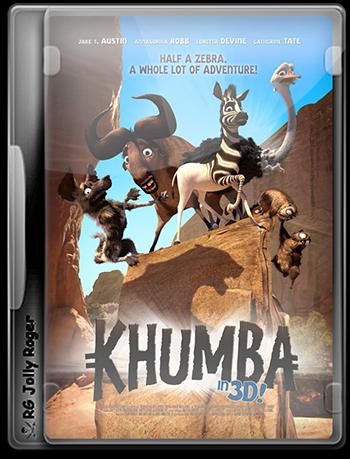 Кумба / Khumba (2013) HDRip