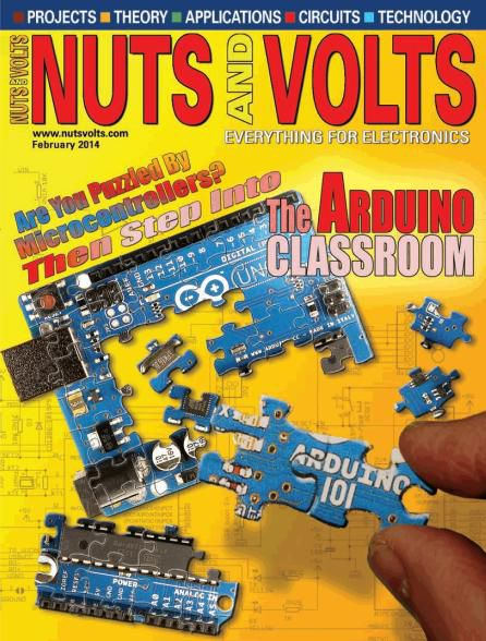 Nuts and Volts - February 2014