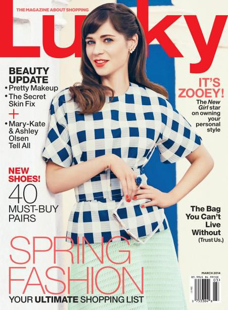 Lucky USA - March 2014 (True PDF)