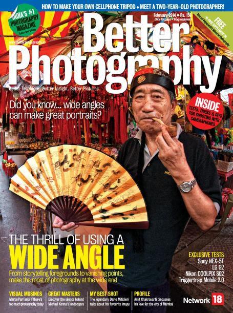 Better Photography Magazine - February 2014 (True PDF)