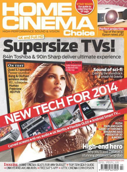 Home Cinema Choice - March 2014 (True PDF)