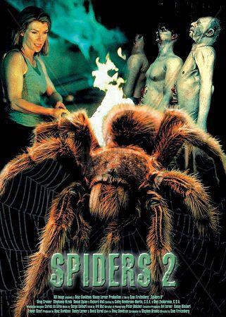 �����-2 / Spiders II: Breeding Ground (2001) DVDRip / 1.36�GB